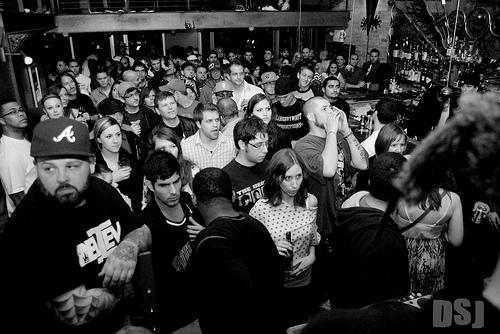 MTBD Crowd